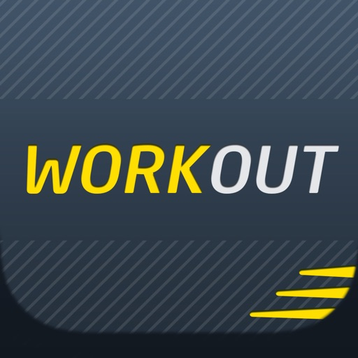 Workout Gym tracker  planner by FITNESS22 LTD
