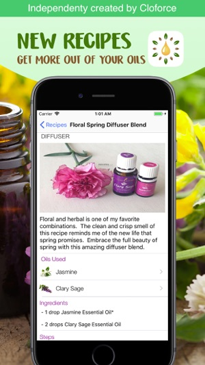Ref Guide for Young Living EO on the App Store