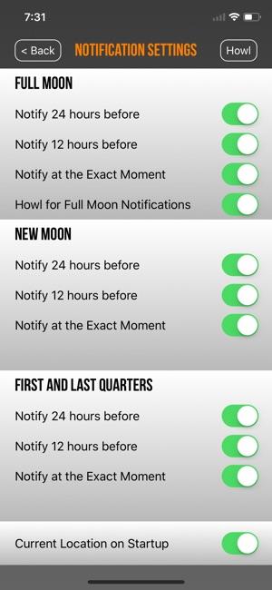Moon Phase Calendar Plus on the App Store - calendar quarters