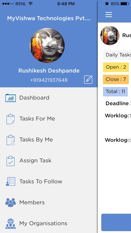 Task Manager Tools by MyVishwa Corporation