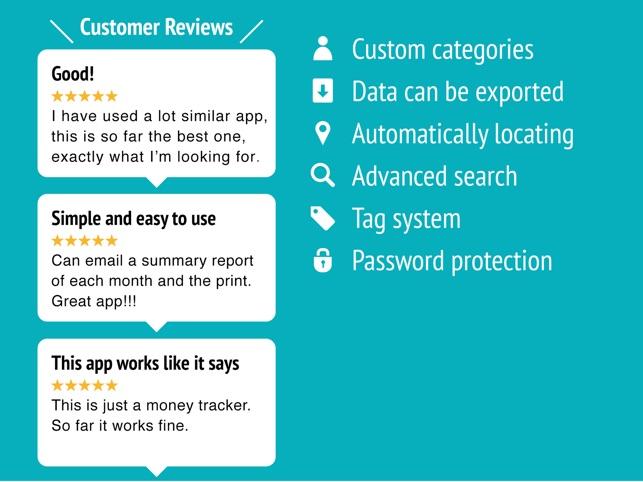 Receipt Box Pro Money Tracker on the App Store