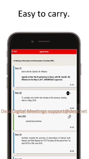 Dess Digital Meetings on the App Store