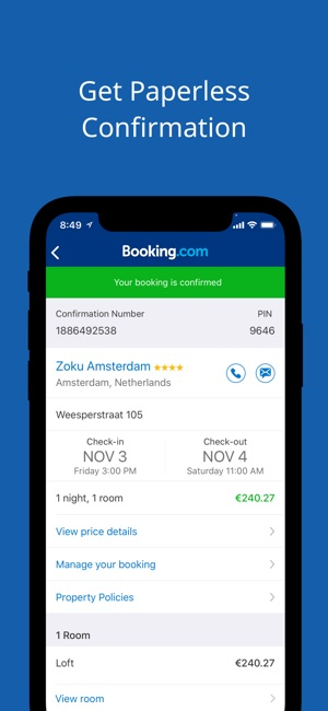 Booking Travel Deals on the App Store - booking app