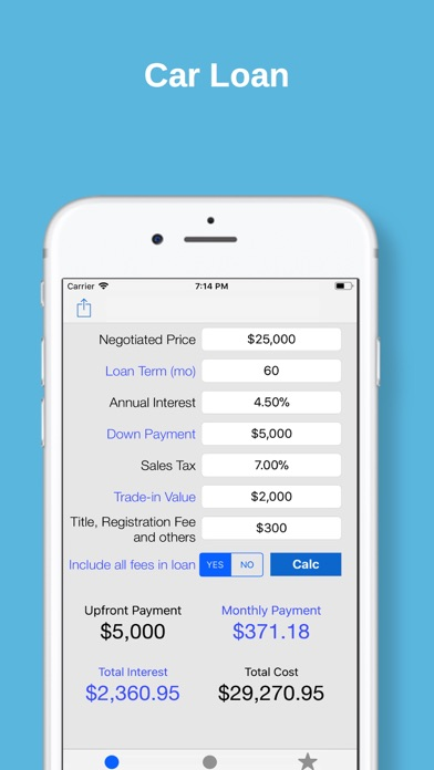 Car Loan - Auto Lease Finance - App - Mobile Apps - TUFNCCOM
