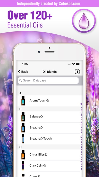 Essential Oils Guide App Reviews - User Reviews of Essential Oils Guide