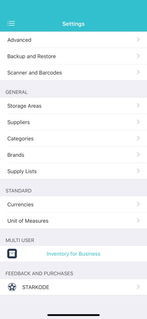 Inventory Control with Scanner on the App Store