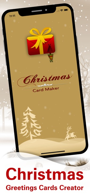 Christmas Card Maker / Creator on the App Store