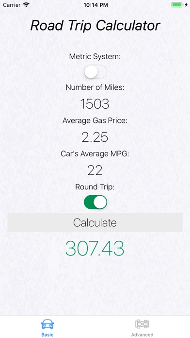 Road Trip Gas Cost - by Ian Annase - Travel  Local Category - 21