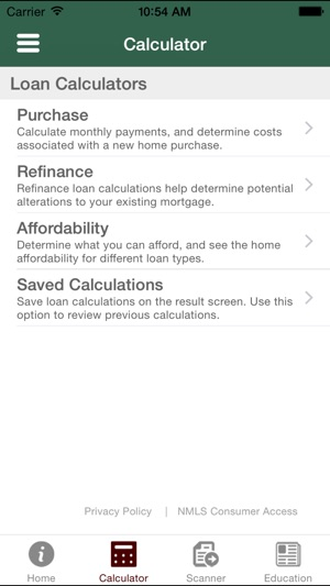 Arch Mortgage Calculator on the App Store