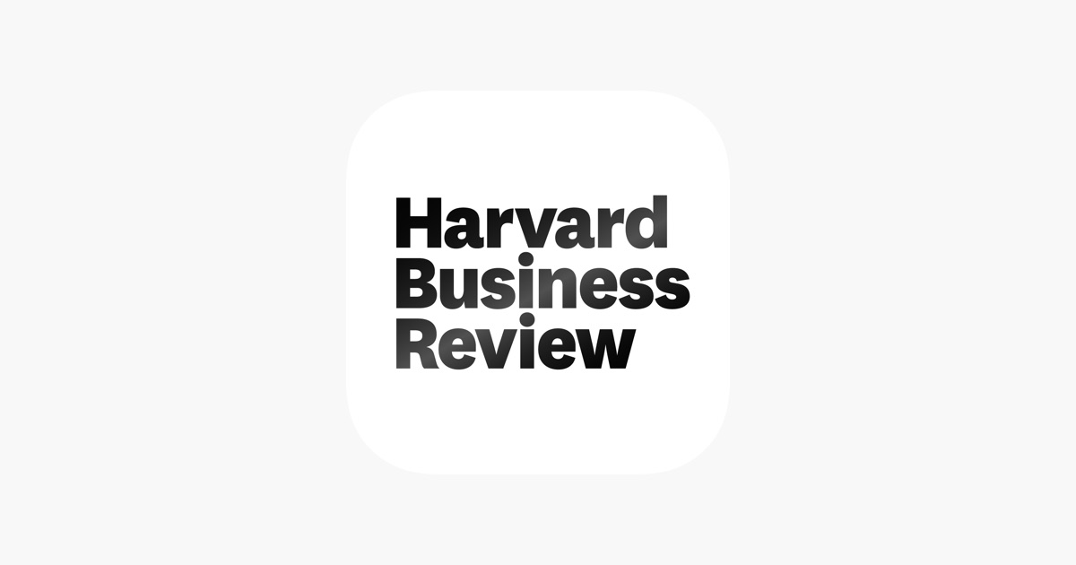 Harvard Business Review (HBR) on the App Store