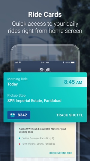 Shuttl - Daily Office Bus on the App Store