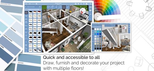 Home Design 3D GOLD on the App Store - new best blueprint maker app