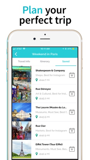 TripScout - City Trip Planner on the App Store
