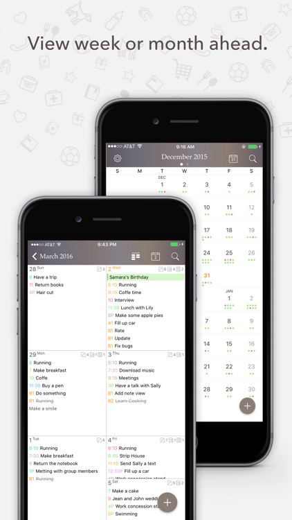 Planner Pro - Daily Calendar by Fengge
