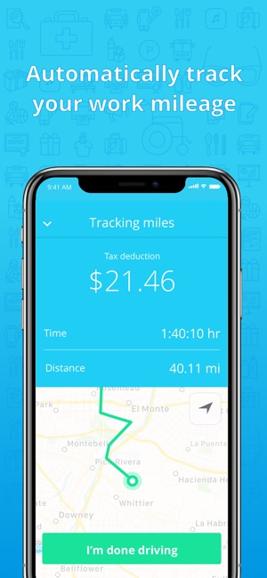 Stride Tax - Mileage Tracker on the App Store - tracking expenses for taxes