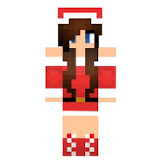 Best Skins GIRLS for Minecraft PE by pigment everpix Sanakova