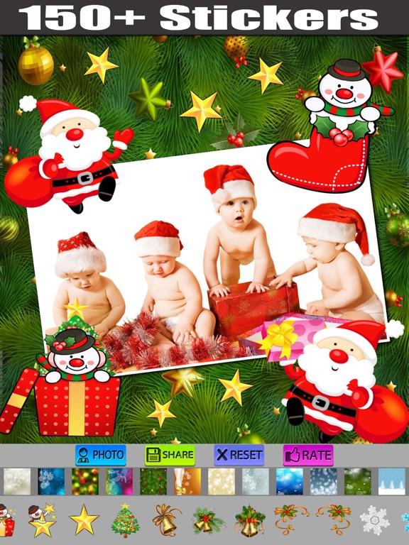 Christmas Photo Frame + Poster App Price Drops