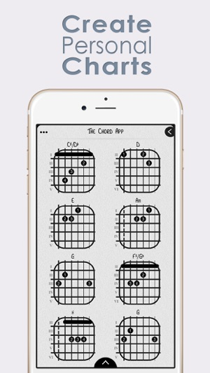The Chord App  Guitar Chord Chart Builder For Professionals and