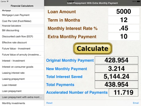 Extra Mortgage Payments Calculator - inducedinfo
