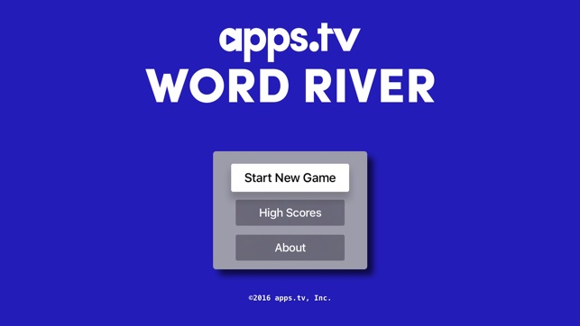 Word River on the App Store