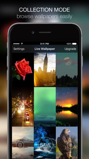 ‎Live Wallpapers for iPhone 6s - Free Animated Themes and Custom Dynamic Backgrounds on the App ...