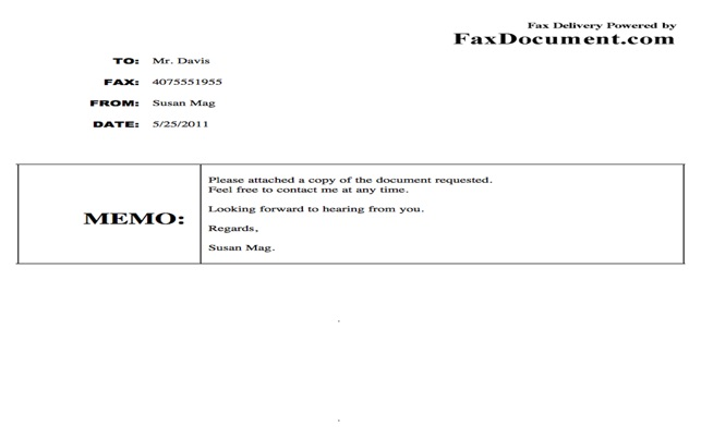 FaxDocument on the Mac App Store - fax document