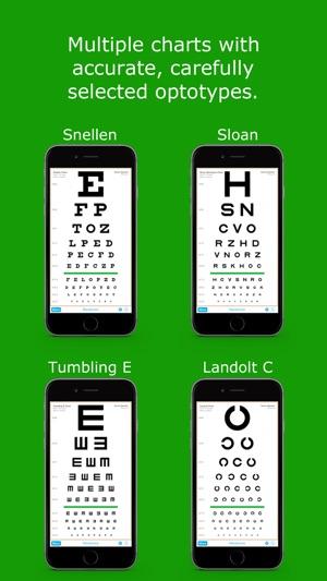 EyeChart - Vision Screening on the App Store
