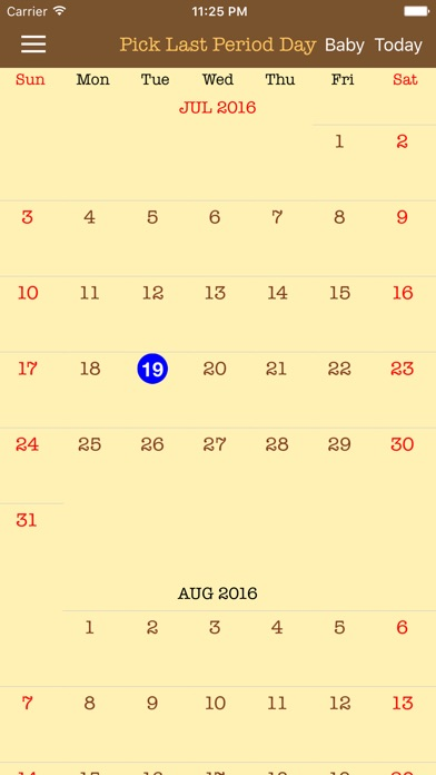 Pregnancy Due Date Quickly Calculator - Pregnant,Baby Tracker