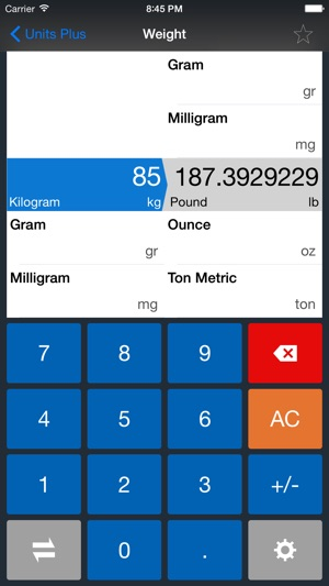 Unit Converter FREE - Best Units  Currency app on the App Store