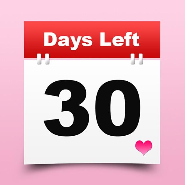 day countdown calendar - Selol-ink