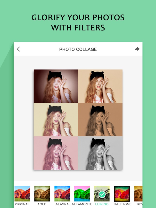 Photo Collage \u2013 Frame Editor and Perfect Camera on the App Store