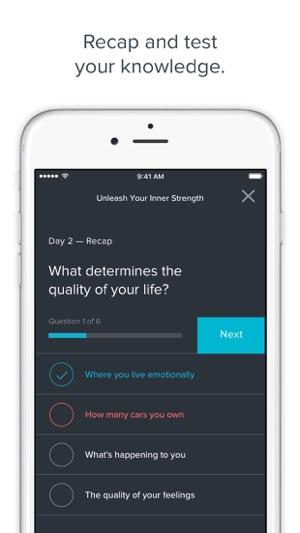 Tony Robbins Breakthrough on the App Store - tony robbins disc