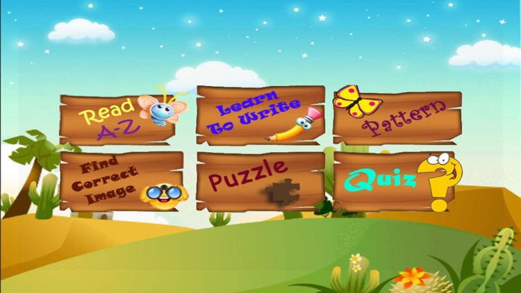 Learn ABC English Education games for kids by Jinnamas Sombanguay