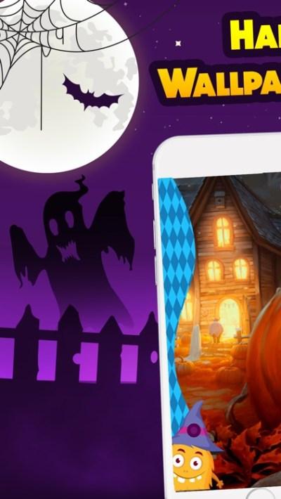 Halloween Wallpaper.s Maker & HD Cool Background.s by Milan Marinkovic
