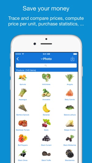 IntelliList - Shopping List on the App Store - shopping list and prices