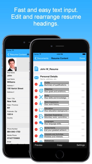 Ultimate Resume on the App Store