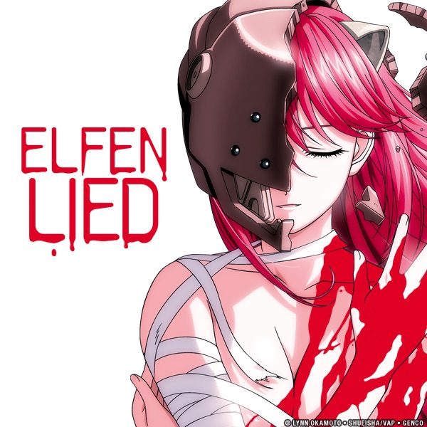 Iphone X Live Wallpaper App Elfen Lied The Complete Series On Itunes