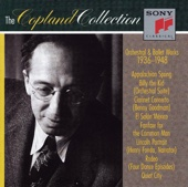 Aaron Copland & London Symphony Orchestra - The Copland Collection: Orchestral & Ballet Works  artwork