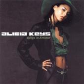 Alicia Keys - Songs In A Minor  artwork