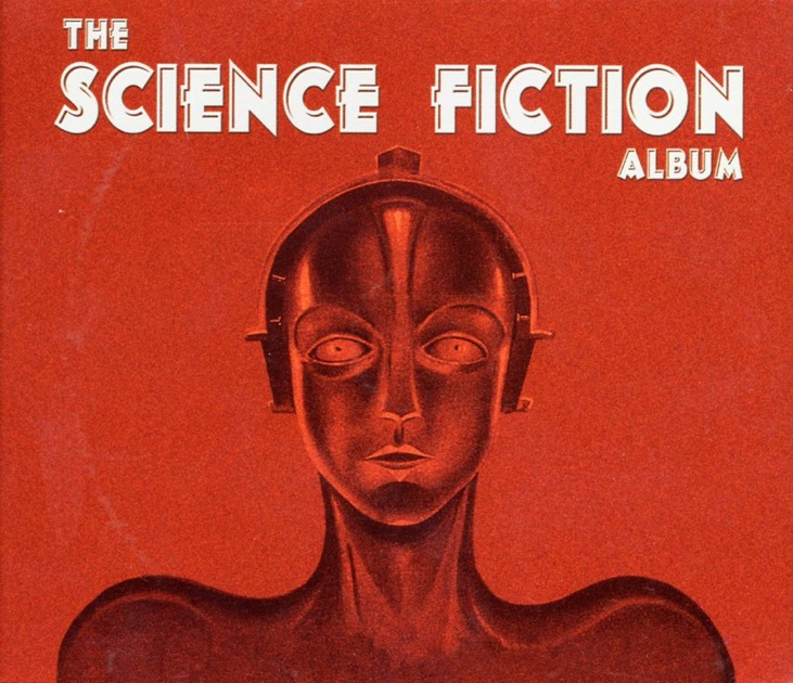 The Science Fiction Album (Box Set) by Mark Ayres & The City of Prague Philharmonic Orchestra