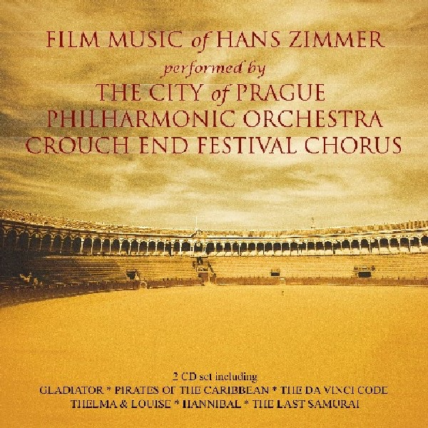 The Essential Hans Zimmer Film Music Collection by Various Artists