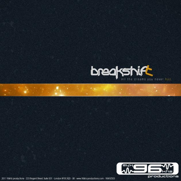 Solomon Vandi - Breakshift