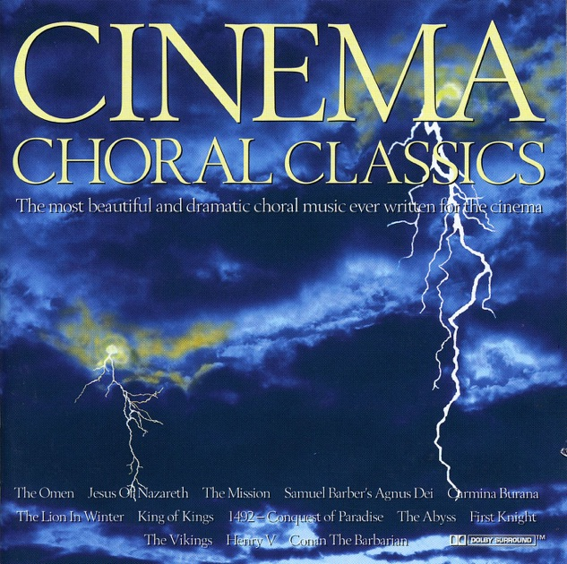 Cinema Choral Classics by The City of Prague Philharmonic Orchestra & Crouch End Festival Chorus