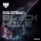 Craig Connelly & Christina Novelli - Black Hole (Radio Edit)  artwork