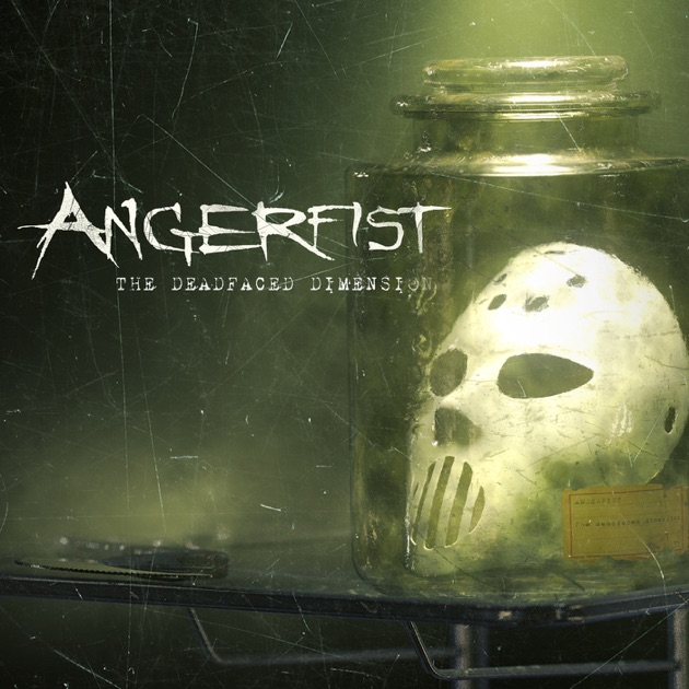 The Deadfaced Dimension by Angerfist