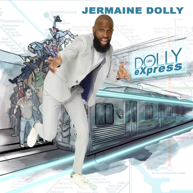 The Dolly Express by Jermaine Dolly