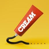 CREAM - BLACK アートワーク