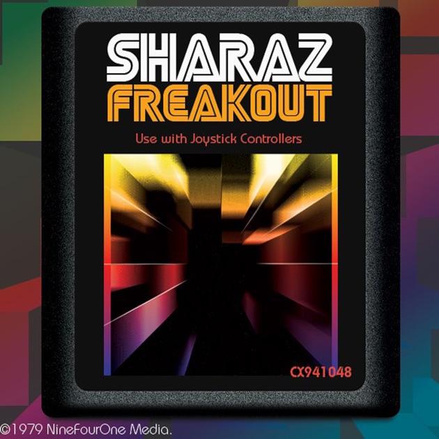 Freakout - Sharaz