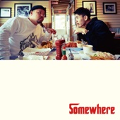 C.O.S.A. × KID FRESINO - Somewhere アートワーク