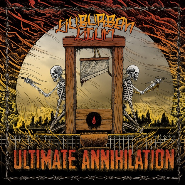 Ultimate Annihilation - Suburban Scum